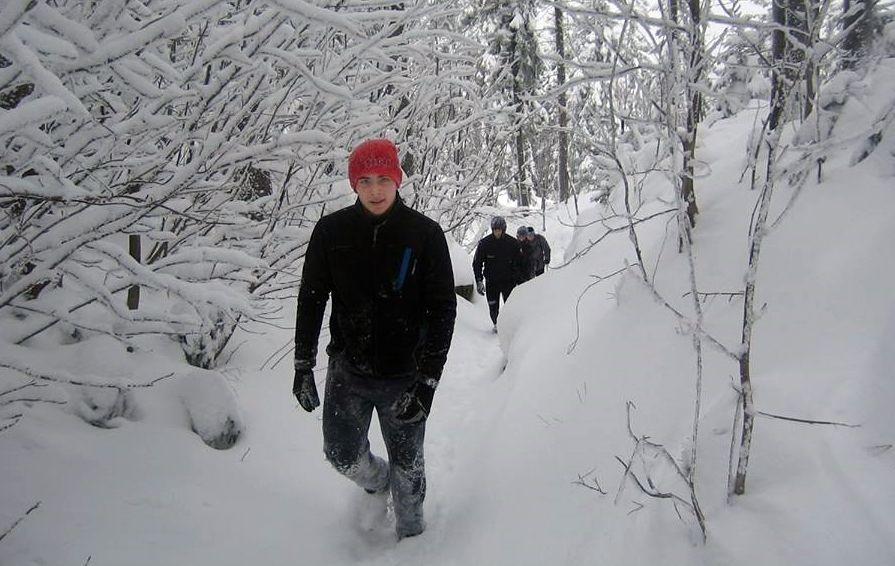 Obóz zimowy w Szczyrku
