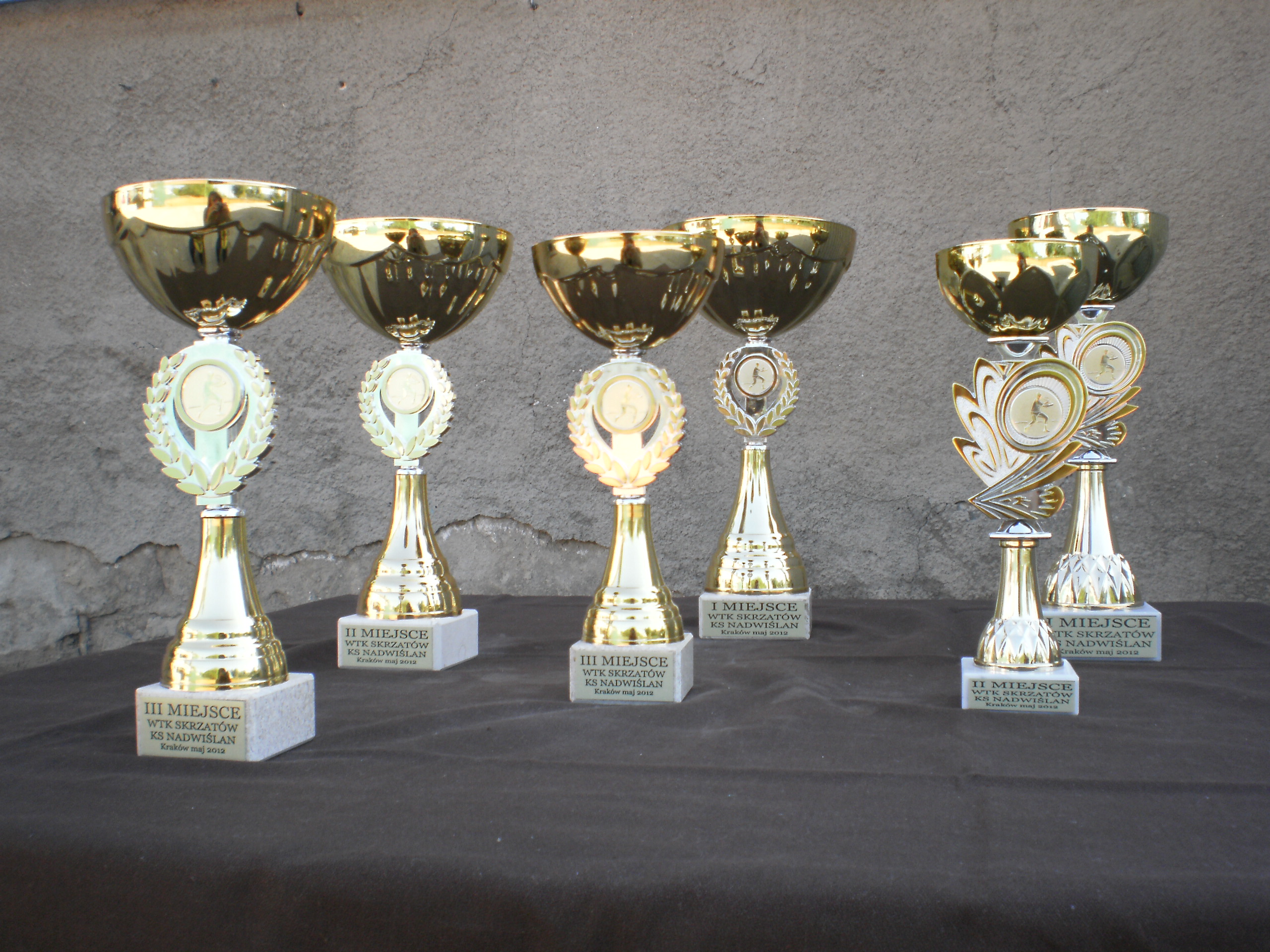 Turniej WTK MŁODZIKÓW maj 2012r